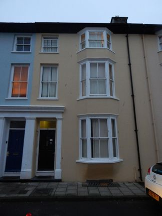 Thumbnail Shared accommodation to rent in New Street, Aberystwyth
