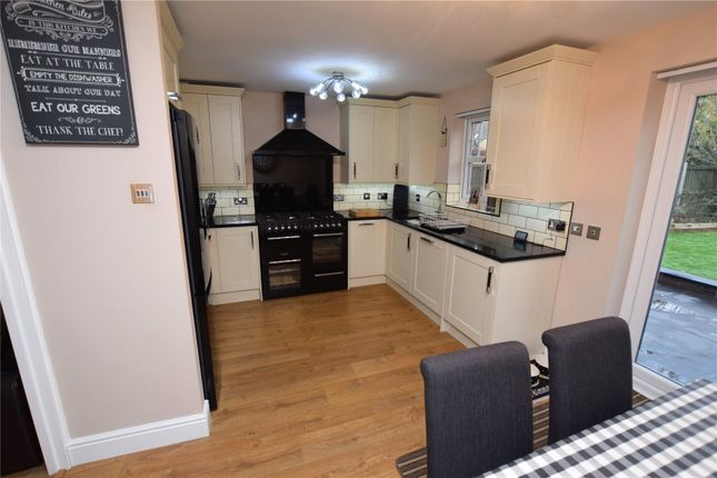 Thumbnail Detached house for sale in Rutley Close, Harold Wood, Essex