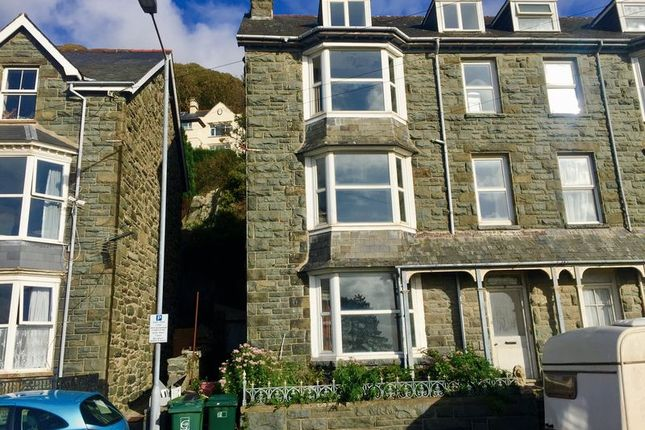 Thumbnail Semi-detached house for sale in Kings Crescent, Barmouth, Gwynedd.