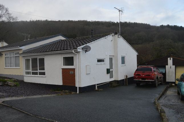 Thumbnail Bungalow to rent in The Moorings, St. Dogmaels, Cardigan