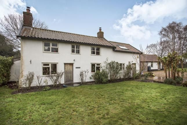 Thumbnail Detached house for sale in Deopham, Wymondham, Norfolk