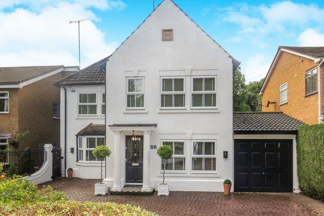 Thumbnail Detached house for sale in Leamington Road, Kenilworth