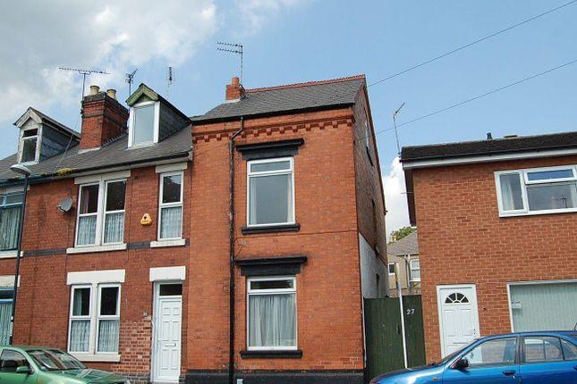 3 bed semi-detached house to rent in Kedleston Street, Derby DE1