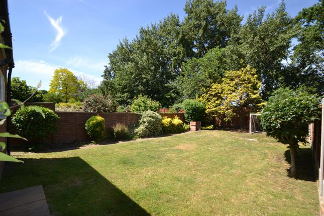 Garden of Milton Drive, Shepperton TW17