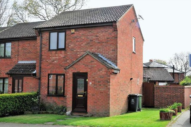 Thumbnail Semi-detached house for sale in North Road, Hemsby, Great Yarmouth