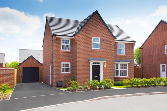 "Thumbnail Detached house for sale in ""Mitchell"" at Manor Drive, Upton, Wirral"