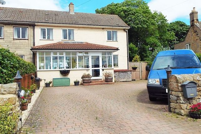 Thumbnail End terrace house for sale in Fenwick, Newcastle Upon Tyne