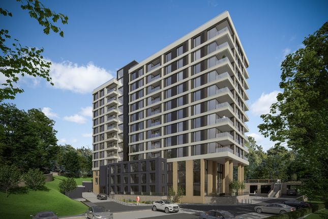 Thumbnail Flat for sale in Sub-Penthouse Apartments, Hallam Towers, Ranmoor