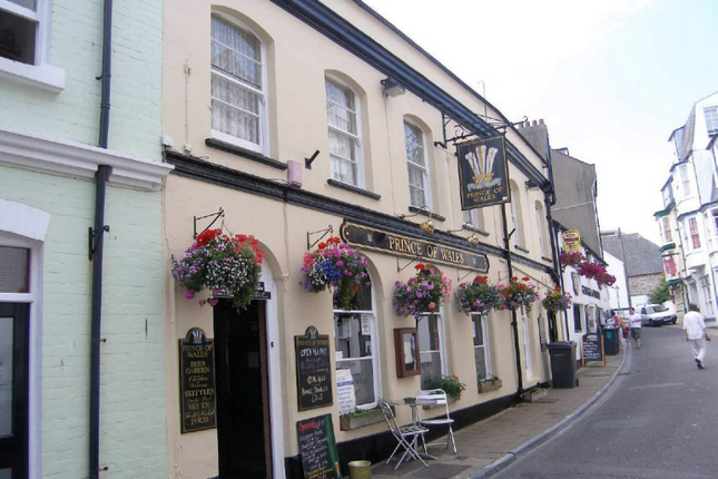 Thumbnail Pub/bar for sale in Prince Of Wales, Fore Street, Ilfracombe, Devon
