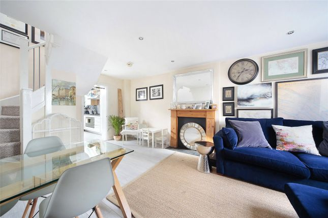 Thumbnail Mews house to rent in Old Dairy Mews, Balham, London