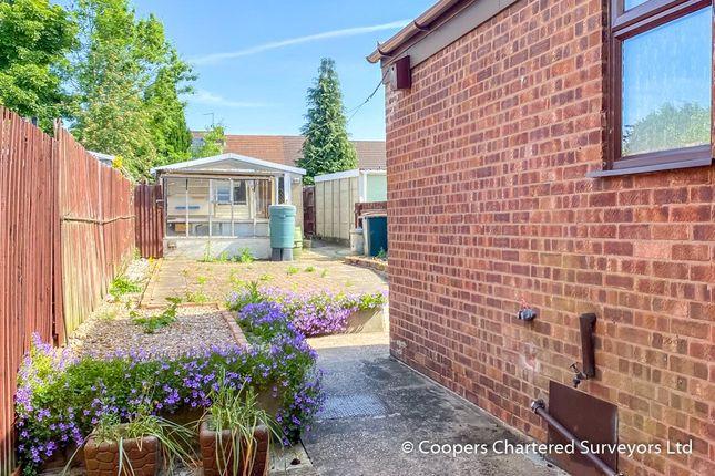 Garden of Tennyson Road, Coventry CV2