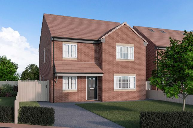 Thumbnail Detached house for sale in Ridge Balk Lane, Woodlands, Doncaster