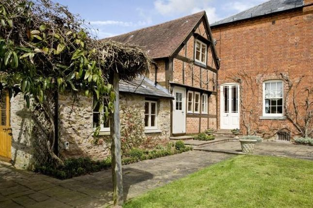 Thumbnail Terraced house to rent in The Annexe, The Orchards, Putley, Ledbury, Herefordshire