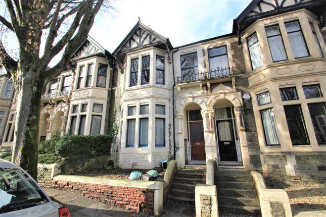 Thumbnail Terraced house for sale in Morlais Street, Roath, Cardiff
