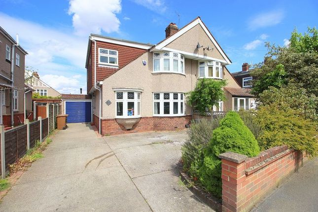 Thumbnail Semi-detached house for sale in Burnt Oak Lane, Sidcup