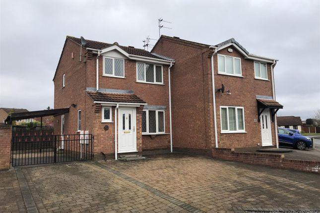 Fron 1 of Belvoir Close, Long Eaton, Nottingham NG10