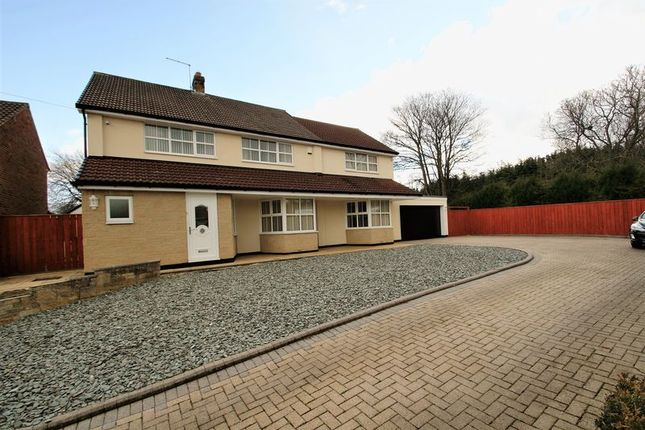 Thumbnail Detached house for sale in Scott Road, Middlesbrough