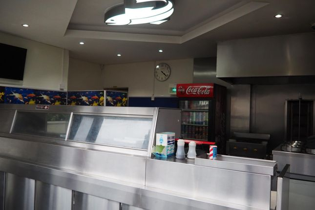 Thumbnail Leisure/hospitality for sale in Fish & Chips HX2, West Yorkshire