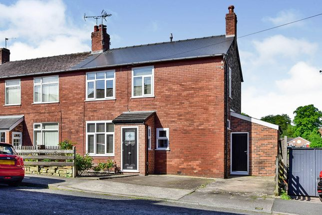 Thumbnail Semi-detached house for sale in Hobson Street, Macclesfield, Cheshire