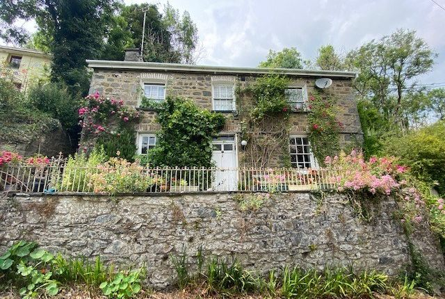Thumbnail Detached house for sale in Nanternis, New Quay