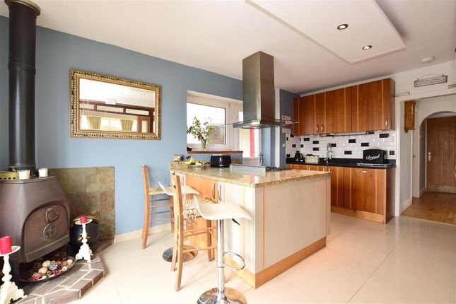 Thumbnail Detached house for sale in Crescent Drive North, Woodingdean, Brighton, East Sussex
