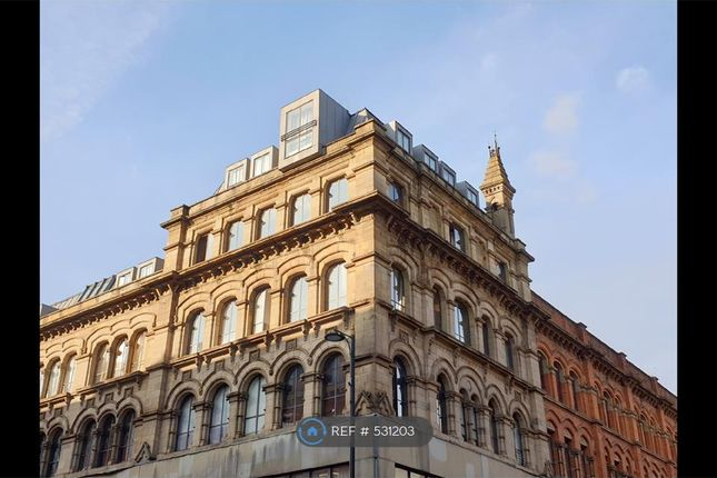 Thumbnail Flat to rent in Smithfield Buildings, Manchester