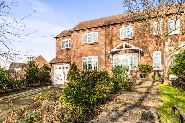 Thumbnail Semi-detached house for sale in Middlefield Lane, Hagley, Stourbridge