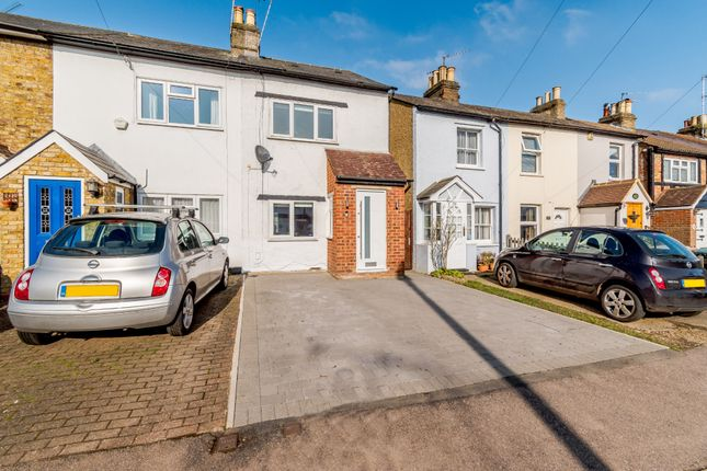 3 bed end terrace house for sale in New Road, Croxley Green, Rickmansworth WD3