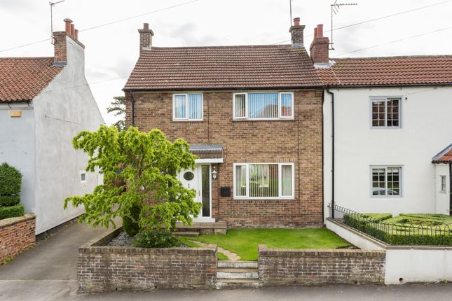 Thumbnail Detached house for sale in New Row, Boroughbridge, York