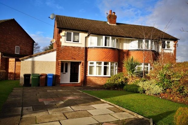 Thumbnail Property to rent in The Fairway, Offerton