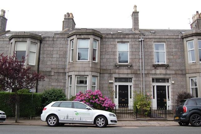 Thumbnail Terraced house to rent in St Swithin Street, Aberdeen
