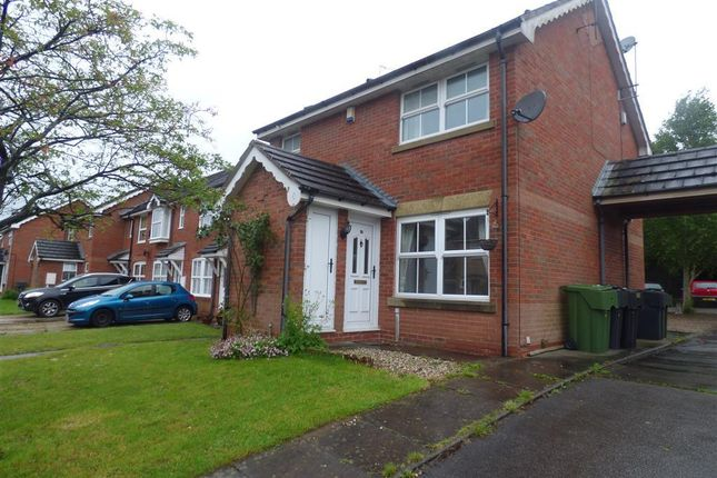 Thumbnail Duplex to rent in Scaife Road, Aston Fields, Bromsgrove