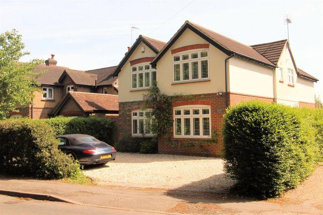 Thumbnail Detached house for sale in Bullbeggars Lane, Horsell, Woking