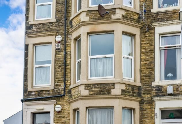 Bay Window of Stanley Road, Morecambe, Lancashire, United Kingdom LA3