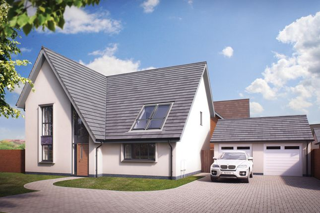 "Thumbnail Property for sale in ""The Milan"" at John Ruskin Road, Tadpole Garden Village, Swindon"