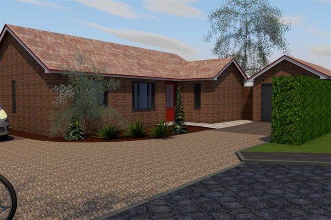 Thumbnail Detached bungalow for sale in Orchard Close, Norwich Road, Fakenham