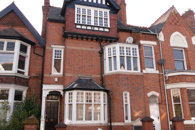 Thumbnail Detached house for sale in St James Road, Leicester