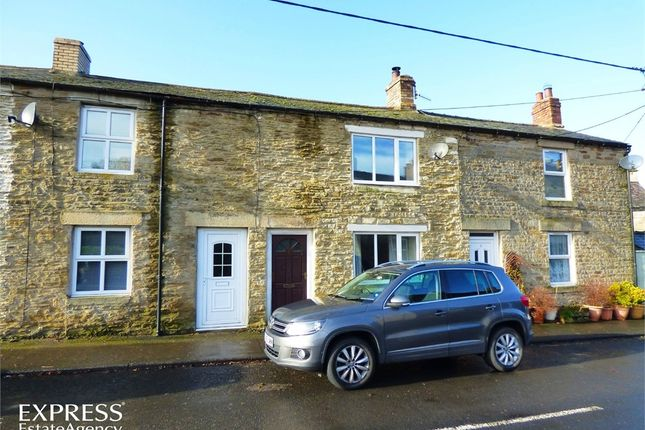 Terraced house for sale in Wentworth Place, Allendale, Hexham, Northumberland