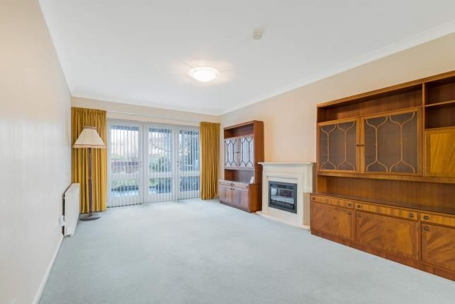 Lounge of Ballagan Place, Milngavie, Glasgow, East Dunbartonshire G62
