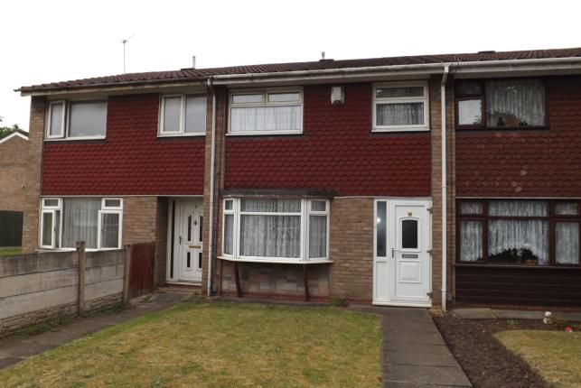 3 bed terraced house for sale in Newmarket Way, Bromford, Birmingham, West Midlands B36