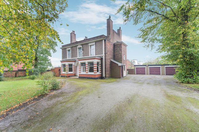 Thumbnail Detached house for sale in Castle Hill Road, Hindley, Wigan