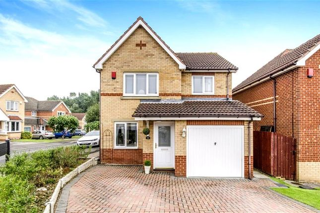 Thumbnail Detached house for sale in Baldwin Avenue, Bottesford, Scunthorpe
