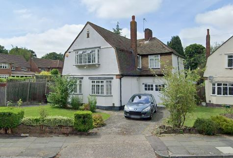 Thumbnail Detached house for sale in Felstead Road, Orpington
