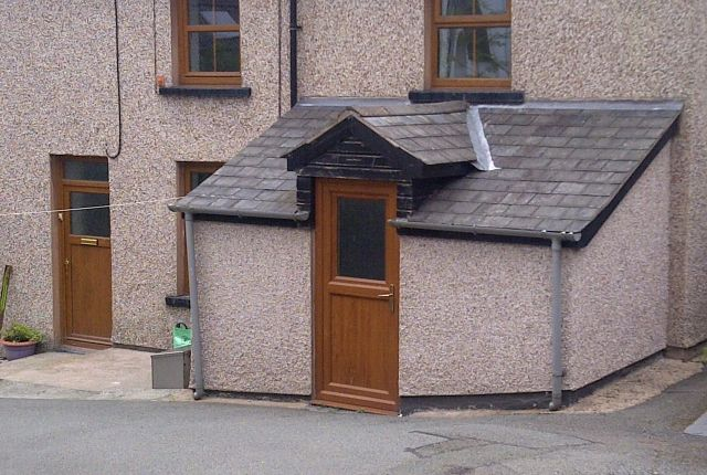 Thumbnail Cottage to rent in Plas Terrace, Corwen