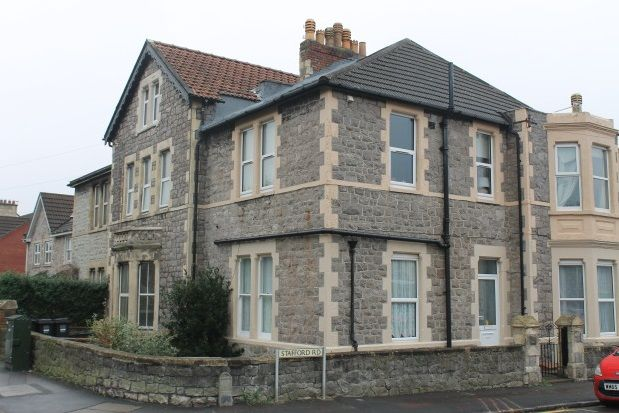 Thumbnail Flat to rent in Stafford Road, Weston-Super-Mare