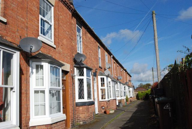 Thumbnail Terraced house to rent in Sanders Terrace, Long Buckby, Northamptonshire