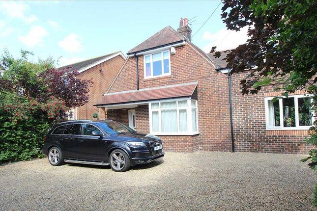 Thumbnail Detached house for sale in North Villas, Dudley, Cramlington