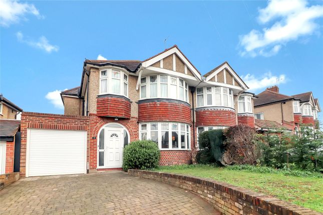 Thumbnail Semi-detached house for sale in Hazelwood Lane, Abbots Langley