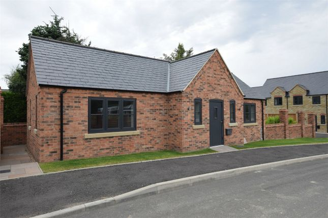 Thumbnail 2 bed detached bungalow for sale in Northfield, Shirland, Alfreton, Derbyshire