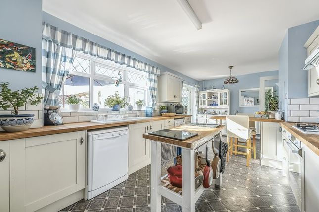 Thumbnail Semi-detached house for sale in Reedley Road, Stoke Bishop, Bristol